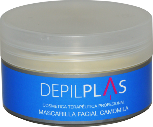 Mascarilla facial camomila 250 ml